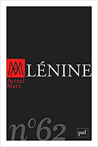 Actuel Marx, N° 62, deuxième semestre 2017 : Lénine par
