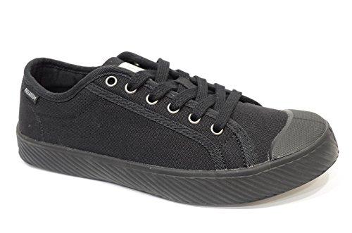 Palladium Schuhe Unisex Pallaphoenix Og Leinwand Stil 75733-037-M Pacal0305 Schwarz - Siehe Fotos, 43