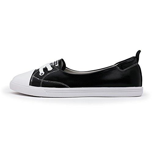 QIDI-sandalen QIDI Freizeitschuhe Frau Atmungsaktiv Modisch Gummi Rutschfest Einzelne Schuhe (Größe : EU36/UK4)