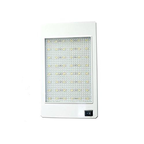 Dream Lighting LED Deckenleuchte mit Schalter 12Volt 5W Kühles Weiß