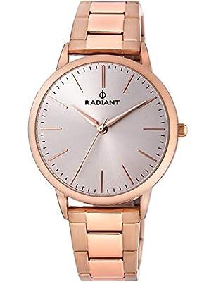 Radiant Reloj Analógico para Mujer de Cuarzo con Correa en Acero Inoxidable RA424204 de Radiant