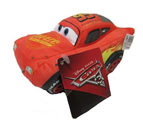 Rayo Mcqueen Plush Felpa Cars 3 15cm Lightning Coche De Carreras Rojo Original Disney