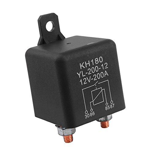 Sedeta 12V 200A Relay 4 Pin für Auto-Auto Heavy Duty Installieren Amp Stil Chargeover -