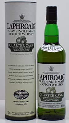 LAPHROAIG Quarter Cask 48% Islay Malt Whisky 70cl Bottle