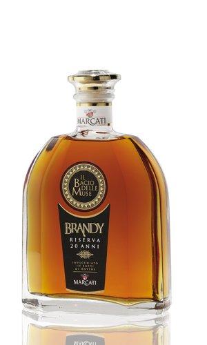 Marcati Brandy Riserva Decanter 700 ml Brandy Decanter