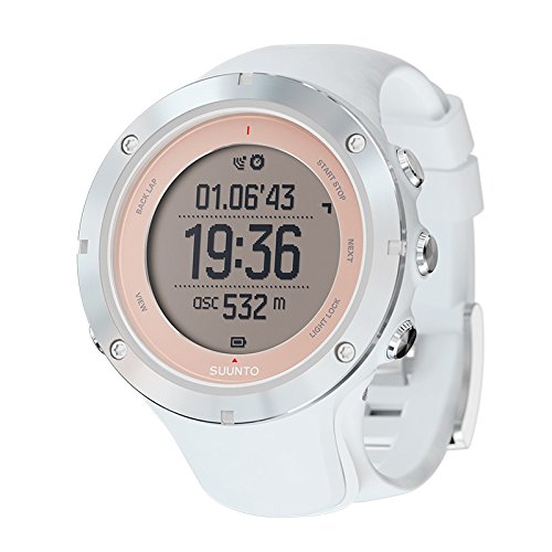 Suunto-AMBIT3-SPORT-HR-Womens-Multisports-GPS-Watch-15-Hrs-Battery-Life-Heart-Rate-Monitor-Chest-Strap-in-blue-Size-M-Waterproof-up-to-50-m-Sapphire-SS020672000
