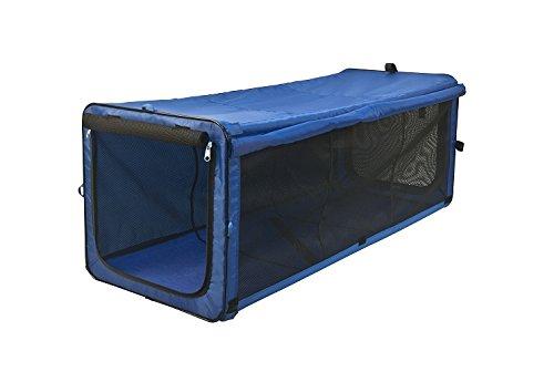 One for Pets Indoor/Outdoor Cat Playpen, Blue