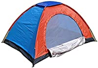 Zeom Three Season Tent - for 2 Person(Multicolor)