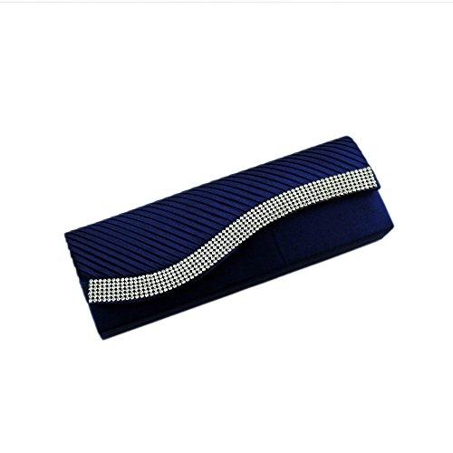 Aimiri - Borsa a tracolla donna Navy Blue