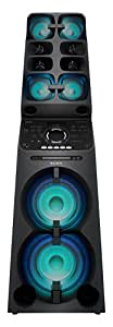 Sony Onebox MHC-V90DW All-in-One Music System with Lighting Effects (Black)