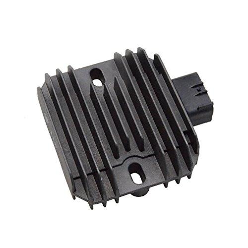 GOOFIT Spannungsregler Gleichrichter für KAWASAKI NINJA 250/300/650 Z750/S Z800/1000 ZX1000 GA ATV soocter Moped Motoren ... B01BZIU9X8