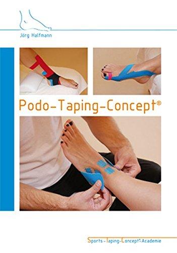 Podo-Taping-Concept: Fuß-Taping Taping Fuß