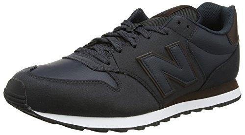 New Balance 500, Sneaker Uomo, Blu (Navy/NVB), 43 EU