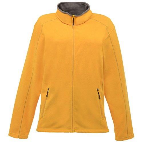 Preisvergleich Produktbild Womens Adamsville Full Zip Fleece Jacket - Farbe: Old Gold/Smokey - Größe: 44 (18)