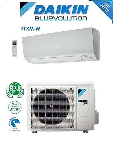 CLIMATIZZATORE CONDIZIONATORE MONOSPLIT DAIKIN BLUEVOLUTION 7000 BTU/h INVERTER IN POMPA DI CALORE GAS R32 A+++