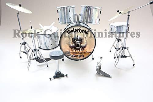Rgm412 Motorhead Miniatur Schlagzeug Set (Motorhead Miniatures)