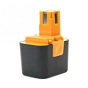 Batterie 7,2V 3Ah NiMH pour Panasonic EY3653 CQ, EY3654, EY3654 CQ / EY9066, EY9066B, EY9166, EY9268