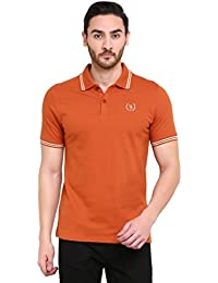 Urban Nomad Orange Knit T-Shirt