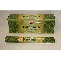 Precious Patchouli Räucherstäbchen, Saum Marke–1Stück ca. 20Sticks preisvergleich bei billige-tabletten.eu