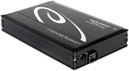 DELOCK Gehaeuse 6.35cm 2.5Z SATA HDD Thunderbolt
