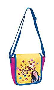 Joy Toy- Bolso Bandolera, Color carbón (93816)
