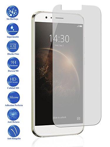 Protector de Pantalla Cristal Templado Vidrio 9H para movil Huawei G8