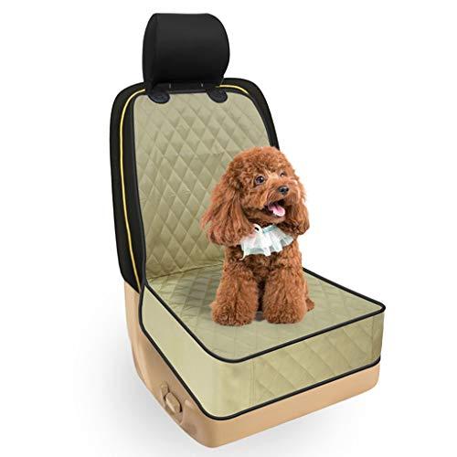 Coche mascota alfombrilla de coche asiento delantero Fila trasera anti-sucio impermeable adjunto...