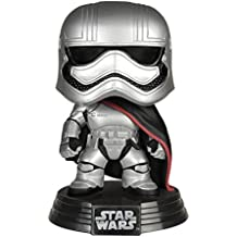 Star Wars - Figura de vinilo Captain Phasma (Funko 6226)