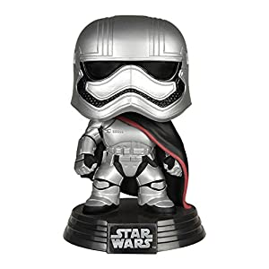 Funko Pop Capitán Phasma (Star Wars 65) Funko Pop Star Wars