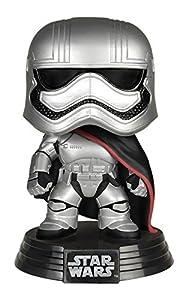Star Wars- Figura de Vinilo Captain Phasma,, Talla única (Funko 6226)
