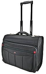 Business Trolley Laptop Tasche Pilotenkoffer Boardcase