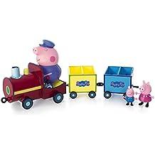Giochi Preziosi Peppa Pig Il Treno di Nonno Pig, 3 Personaggi Inclusi