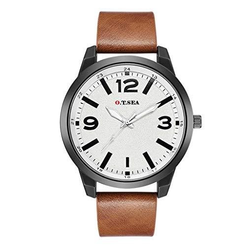 Chenang Herren Digitale Armbanduhr, Outdoor Laufen wasserdichte militärische Uhren, Cool Sport große Anzeige LED Sportuhr mit Wecker für Herren -
