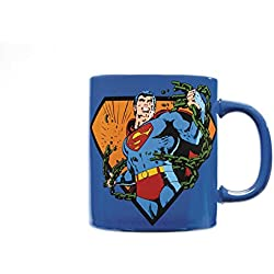 Mondo taza–DC Comics–Superman taza grande, 15oz nuevo con licencia mgdc002