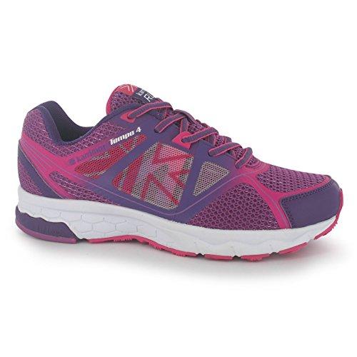 Karrimor Tempo 4 Damen Laufschuhe Turnschuhe Sportschuhe Leicht Jogging Sneaker