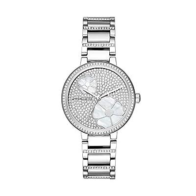 Michael Kors - Reloj de Acero Inoxidable para Mujer
