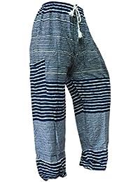 Pantalones holgados con cierre de cuerda amplios MUCHOS DISEÑOS ropa cómoda informal festival yoga pijama pantalones cómodos pantalón bombacho