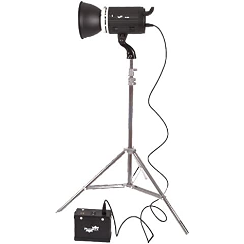 PhotaREX ta 400 flash di studio – Lettore batteria – Flash Studio, 400 Ws – Batteria