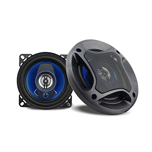 Jasnyfall Universal Auto Koaxialhorn 3 Möglichkeiten Auto Audio Musik Stereo HiFi Lautsprecher (Welle Koaxial)