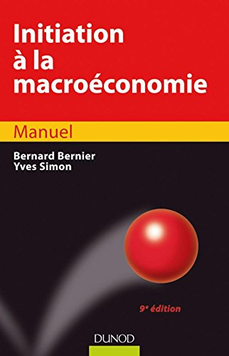 Initiation à la macroéconomie - 9ème édition