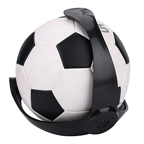 Alomejor Kugelständer Halter Display Base mit 3 Schrauben für Fußball Fußball Basketball Softball Bowling Bal Volleyball Softball Bowling Ball -