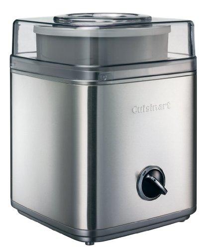Cuisinart ICE30BCE avec accumulateur de froid 2 L