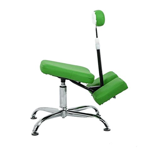 LiuJF-Tables/Chair Anti-Myopie Studie Stuhl Kind Smart Stuhl Sessellift Computer Stuhl Korrektur Sitzende Position Student Stuhl Schreib Stuhl 54 * 44 * 98 cm (Farbe : Grün)