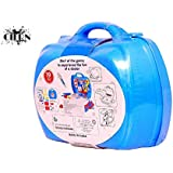 Doctor Set Kit By CIERN,Amazing Premium Medical Center Pretend Play Set For Kids To Bring Out The Creativity Of Your Kids - 18 Pcs