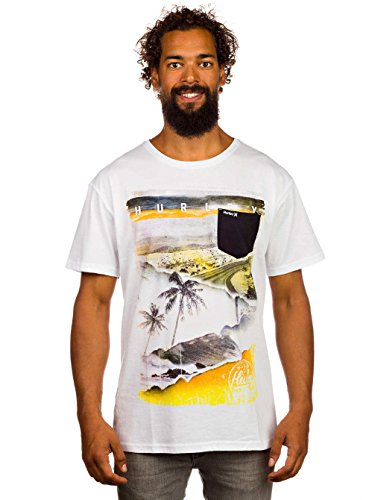 Hurley Herren T-Shirt Craving Pocket T-Shirt - Hurley-t-shirt Pocket