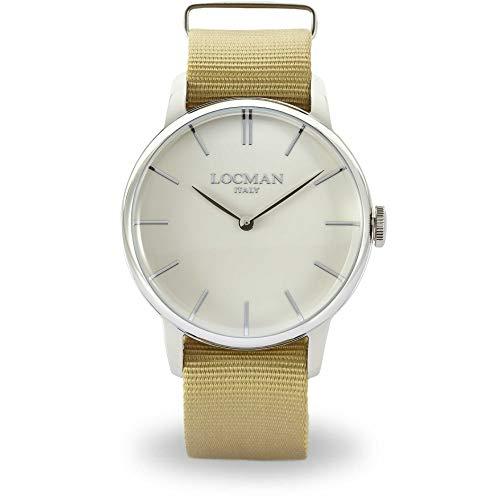 Reloj Solo Tiempo Hombre locman 1960Casual COD. 0251V05–00avnknh
