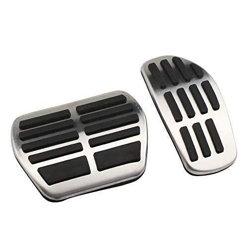 Copertura dei Pedali Delle Pastiglie dei Freni A Gas for Auto A Pedale for Nissan X-trail Rouge T32 2014+ Qashqai J11 2015 + AT Parti Car Sty