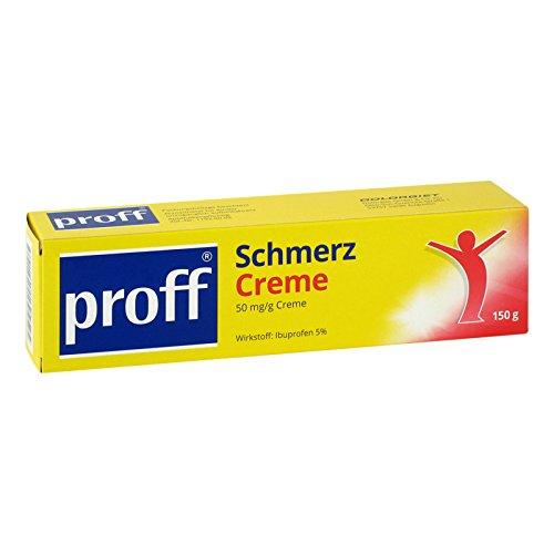 Proff Schmerzcreme 50mg/g 150 g