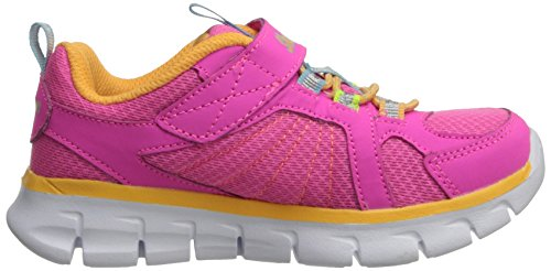 Skechers Synergy Lovespun - Sneakers Basses fille Multicolore (Néon/Rose/Multi)