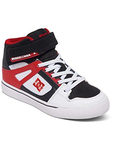 DC Spartan High EV Kids White Black Red 36